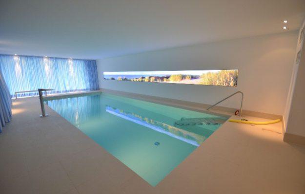 Schwimmbad Im Keller planungshilfen livingpool
